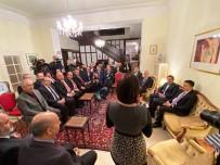 ORMAN BAKANI - Bakan Pakdemirli, Türk İş Adamlarıyla Bir Araya Geldi