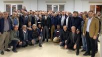 Başkan Kılınç, Fen İşleri Müdürlüğü Personeliyle Bir Araya Geldi