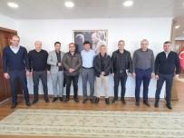 Başkan Özcan; 'Projelerimizi En Hızlı Ve En İyi Şekilde Tamamlayacağız'