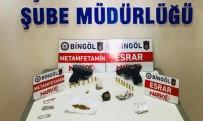 Bingöl'de Uyuşturucu Operasyonu Açıklaması 11 Tutuklama