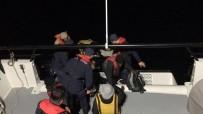 GÜNEY AFRIKA - Bodrum'da 6 Göçmen Yakalandı