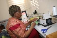 KAYALı - Büyükelçi Eşleri, Çankaya Evine Renk Katıyor