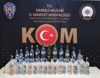 Denizli Merkezli 7 İlde 'Kaçak İçki' Operasyonu Açıklaması 27 Gözaltı