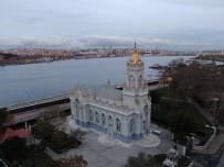 OSMANLı İMPARATORLUĞU - Dünyanın Tek Demir Kilise'si Depreme Karşı Güçlendirildi
