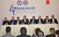 TAŞIMALI EĞİTİM - Eğitim-Bir-Sen 47. Başkanlar Kurulu Sonuç Bildirgesi