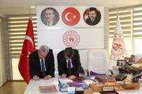 Erzurum İl Sağlık Müdürlüğü İle Erzurum Gençlik Ve Spor İl Müdürlüğü İş Birliği Protokolü