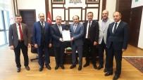 ETÜ İle Erzurum Gençlik Ve Spor İl Müdürlüğü Arasında İş Birliği Protokolü İmzalandı