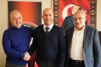 GALATASARAY - Gaziantep FK'ya Yeni Sportif Direktör