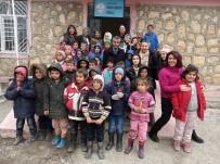 ŞIŞLI BELEDIYE BAŞKANı - Gölbaşı İlçesinde 'Bir Çocukta Sen Güldür' Projesi