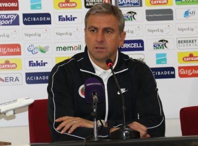 Hamza Hamzaoğlu Açıklaması 'Eksiklerimizi Analiz Edip Daha Önemli Olan Maça Hazırlanacağız'
