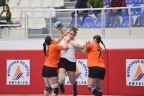 FORMA - Kadın Hentbol Takımı Haftayı Galip Bitirdi
