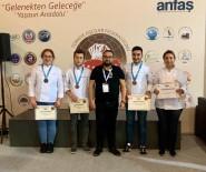 ÖĞRETIM GÖREVLISI - KBÜ Aşçılık Öğrencilerinden Antalya'da Gümüş Ve Bronz Madalya