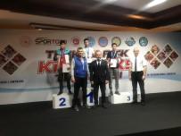 İŞİTME ENGELLİLER - Kickboks'ta Şampiyon Oldular