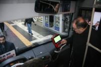 Kilis'te Şehiriçi Minibüslere Sadece Kartla Binilecek