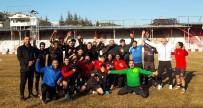 TEKNİK DİREKTÖR - Kırkgöz Döşemealtı Belediye Spor Play-Off'a Kaldı