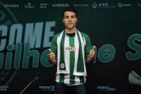 FORMA - Konyaspor'a Brezilyalı Sol Bek