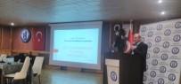 AKREDITASYON - Kurumsal Akreditasyon Bilgilendirme Toplantısı Yapıldı