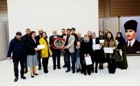 MİLLİ EĞİTİM MÜDÜRÜ - Kutadgu Bilig Okumalarına Katılanlara Katılım Belgeleri Verildi