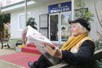KİTAP OKUMA - Mezitli'de Bulunan Emekli Evi Yoğun İlgi Görüyor