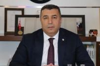 KURU KAYISI - MTB Başkanı Özcan'dan Uçak Seferlerinin Arttırılması Talebi