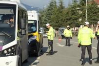 EMNIYET KEMERI - Ordu'da Trafik Kurallarına Uymayan Sürücülere Ceza Yağdı