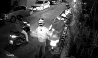 (Özel) Baltayı Taşa Vuran Motosiklet Hırsızları Kamerada