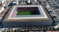 Türkiye'de İlk Olacak Stadyum Gün Sayıyor