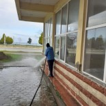 Perşembe Belediyesi Şehri Adım Adım Temizliyor