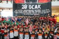 SAMSUNSPOR - Samsunspor'a Kazanın 31. Yılında Duygusal Anma