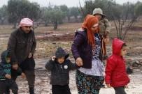 KıZıLAY - Sığınmacılar, Güvenli Yer Bulmak İçin Sürekli Göçüyor