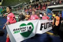 SKODA - Süper Lig Açıklaması Çaykur Rizespor Açıklaması 0 - Gençlerbirliği Açıklaması 0 (İlk Yarı)