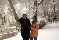 Tahran'da Okullara Kar Tatili