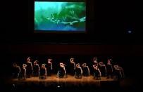 Tekerlekli Sandalyede Dans