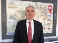 TÜRSAB Gastronomi Turizmi İhtisas Başkanı Ömer Kartın Açıklaması
