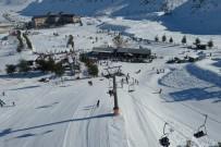 YAMAÇ PARAŞÜTÜ - Yarıyıl Tatilinin Vazgeçilmezi 'Isparta Davraz Kayak Merkezi'