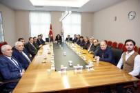 GENEL BAŞKAN YARDIMCISI - Yüreğir'in Kalkınması İçin Ankara Mesaisi