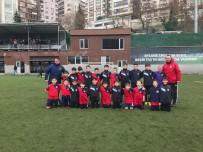 Zonguldak Kömürspor Altyapısı Süper Lig Ekipleri İle Karşılaştı