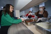 Anne Eli Projesine Yemek Firmalarından Destek