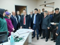 ÖĞRETIM GÖREVLISI - Arıcak Devlet Hastanesi Hizmete Girdi