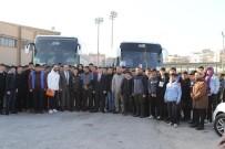 MİLLİ EĞİTİM MÜDÜRÜ - Aydınlı Gençler Çanakkale Kampı'na Uğurlandı