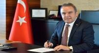 ALıŞVERIŞ - Başkan Böcek'ten Konyaaltı Sahiline İlişkin Açıklama