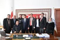 SELAHATTIN GÜRKAN - Başkan Gürkan'an Gazi Ve Şehit Yakınlarına Tam Destek
