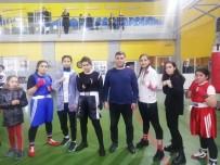 BOKSÖR - Bayanlar Boks Kayseri İl Şampiyonası