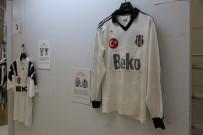 MALTEPE BELEDİYESİ - Beşiktaş'lı Futbolcuların 1903'Ten Bu Yana Giydiği Formalar Bu Sergide Görücüye Çıktı