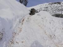 Bingöl'de Karla Mücadele Açıklaması 93 Köy Yolu Ulaşıma Açıldı