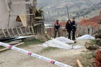 MAHKEME HEYETİ - Bolu'da, 4 Kişinin Öldürüldüğü Cinayet Davasında Duygu Dolu Anlar Yaşandı