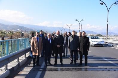 Bülent Ecevit Köprülü Kavşağında Sona Doğru