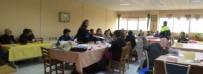 KİMLİK NUMARASI - Burhaniye'de Toplum Destekli Polis'ten Huzur Toplantısı