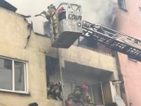 Bursa'da Yangın...Yaşlı Adam Yanarak Can Verdi...(Düzeltme)