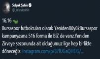 FORMA - Bursasporlu Futbolculardan Kampanyaya Destek